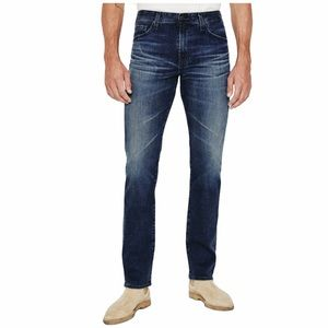 AG Jeans The Everett Slim Straight in 2 Year Twig